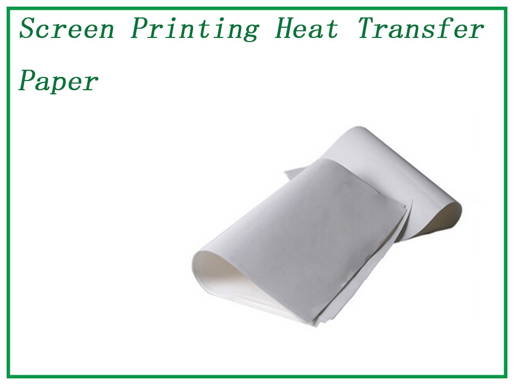 Heat Transfer Paper Silk Screen Printing Paper QTS018 Manufacturers, Heat Transfer Paper Silk Screen Printing Paper QTS018 Factory, Supply Heat Transfer Paper Silk Screen Printing Paper QTS018