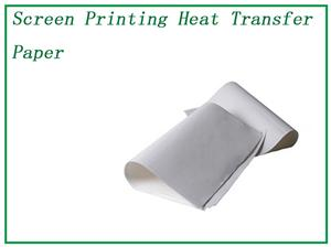 Heat Transfer Paper Silk Screen Printing Paper QTS018