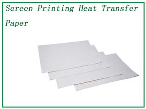 PET Heat Transfer Paper Silk Screen Printing Transfer Film QTS023