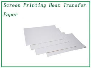 PET Heat Transfer Paper Silk Screen Printing Transfer Film QTS023