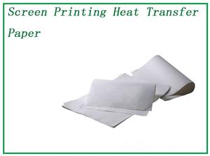 Heat Transfer Paper Silk Screen Printing Paper QTS024