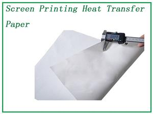 Heat Transfer Paper Silk Screen Printing Paper QTS027