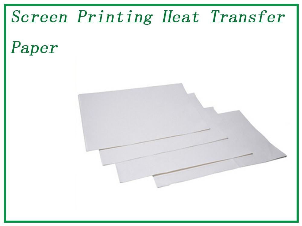Heat Transfer Paper Silk Screen Printing QTS035