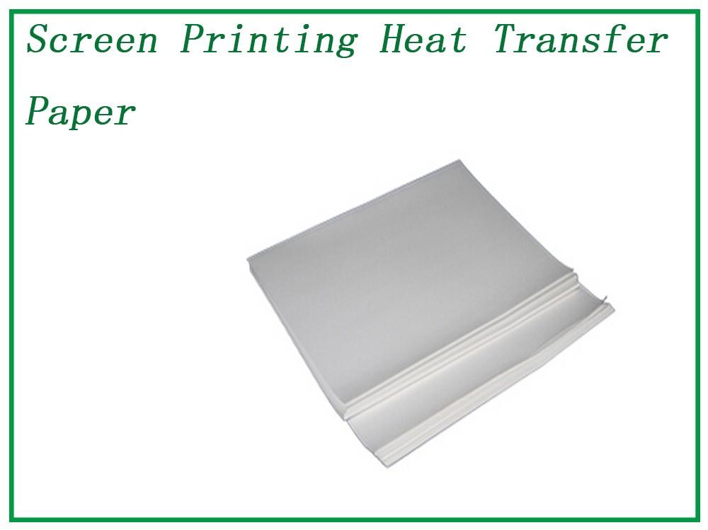 Heat Transfer Paper Silk Screen Printing QTS040