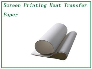 Heat Transfer Paper Silk Screen Printing PET QTS026