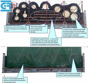 Grand Rubber Sidewall Belt Packing