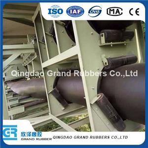 Fabric Pipe Conveyor Belt