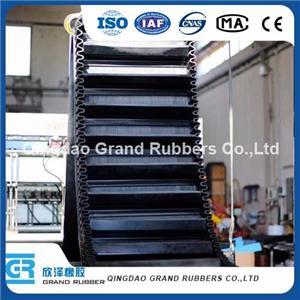 Flame Retardant Sidewall Conveyor Belt