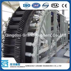 Heat Resistant Sidewall Conveyor Belt