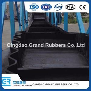 Larege Angle Sidewall Conveyor Belt