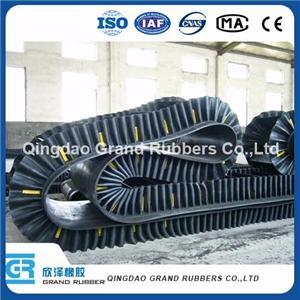 Low Temperature Resistant Sidewall Conveyor Belt