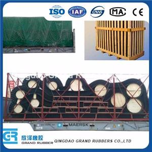 Normal Black Abrasion Resistant Sidewall Conveyor Belt