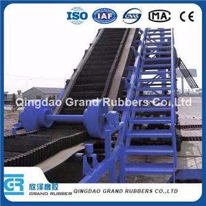 Oil Resistant Sidewall Conveyor Belt