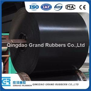 PVC Solid Woven Conveyor Belt