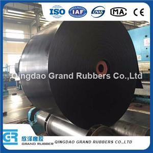 PVG Solid Woven Conveyor Belt
