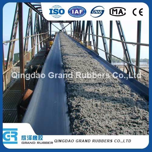 Acid And Alkali Resistant Steel Conveyor Belt