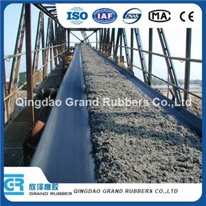 Acid And Alkali Resistant Steel Conveyor Belt