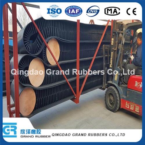 Manufacturer of Corrugated Sidewall Conveyor Belts for Conveyors