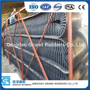 High Quality EP Apron Conveyor Belt for Incline Material Conveying