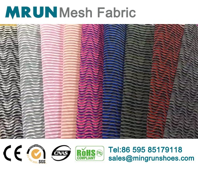 High quality Wave Texture Flyknit Mesh Fabric Quotes,China Wave Texture Flyknit Mesh Fabric Factory,Wave Texture Flyknit Mesh Fabric Purchasing