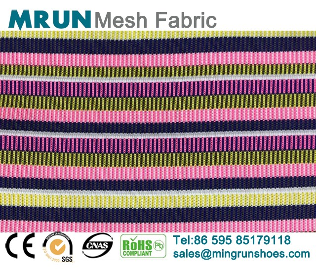 Mixed Color Stretch Fabric
