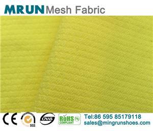 Striped Retro Jacquard Mesh Fabric