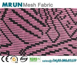 Retro Flyknit Mesh Fabric