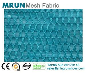 Sports shoes mesh fabric jinjiang shoe mesh factory