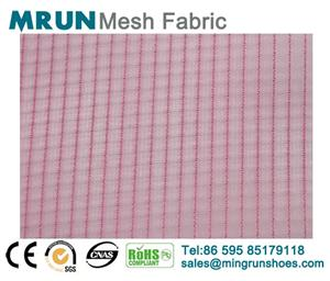 New fashion shoe mesh fabric
