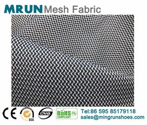 3D Air mesh fabric for sports shoes