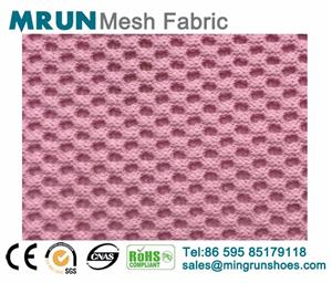 good quality 3D Air mesh fabric China mesh factory