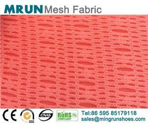 Good quality sports shoes 3d air mesh fabric China shoe mesh