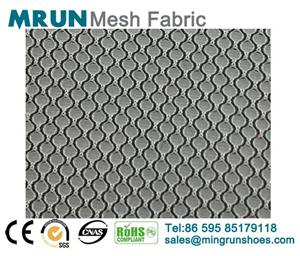 Supply 3d air mesh fabric for shoes