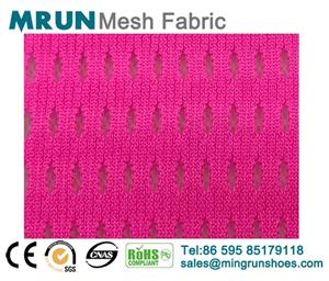 Supply polyester air mesh fabric factory price