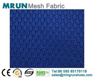 Supply sports shoes mesh fabric wholesale price