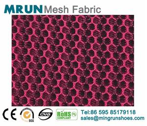 New texture shoe mesh fabric sandwich mesh