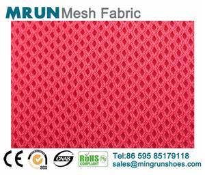 Good quality 3d Air mesh fabric 100% polyester shoe mesh