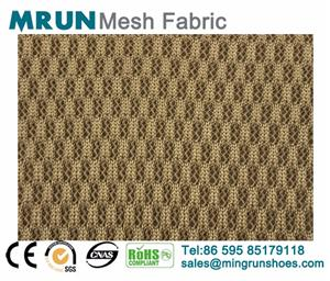 China shoe air mesh fabric eco friendly material