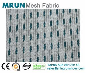 Best selling Polyester Jacquard fabric shoe mesh