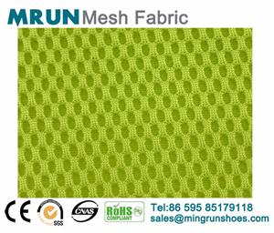good quality polyester air mesh fabric for sport shoes