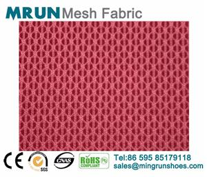 Running shoes breathable air mesh fabric