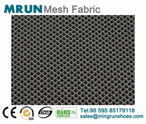 Good quality 100% polyester sports shoes 3d air mesh fabric China shoe mesh