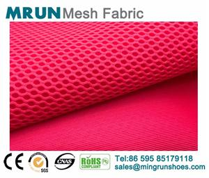 3D air mesh fabric Jinjiang shoe mesh fabric