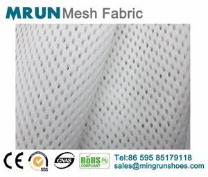 3D Sandwish elastic air mesh fabric factory price