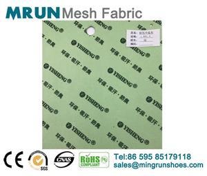 Nonwoven breathable deodorize eco-friendly innersole fabric shoe material accessories