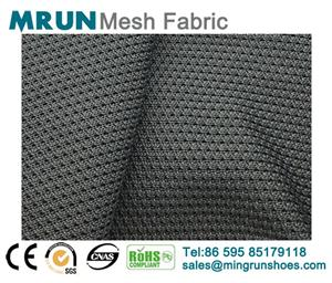 Best selling knitting mesh fabric fashion sneaker mesh fabric