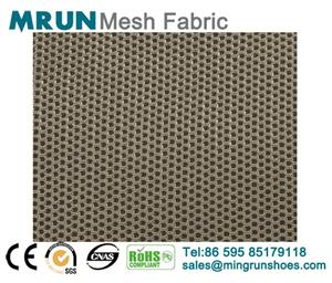 Zapato material 3D air mesh fabric factory price