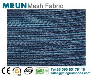 Supply knit mesh fabric shoe knit fabirc
