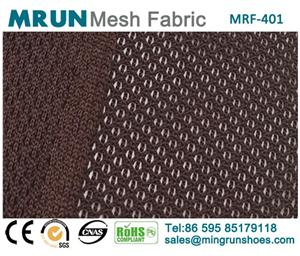2018 Elastic fly knit mesh fabric