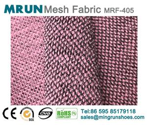 New sports shoes flyknit mesh fabric